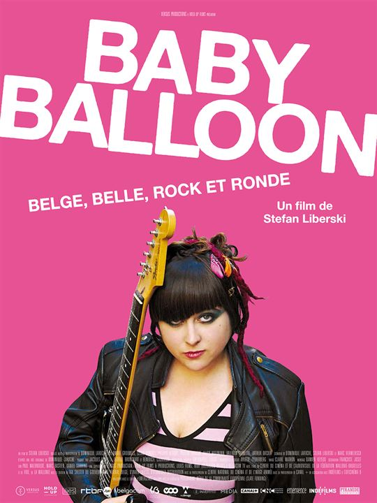 Baby Balloon : Affiche