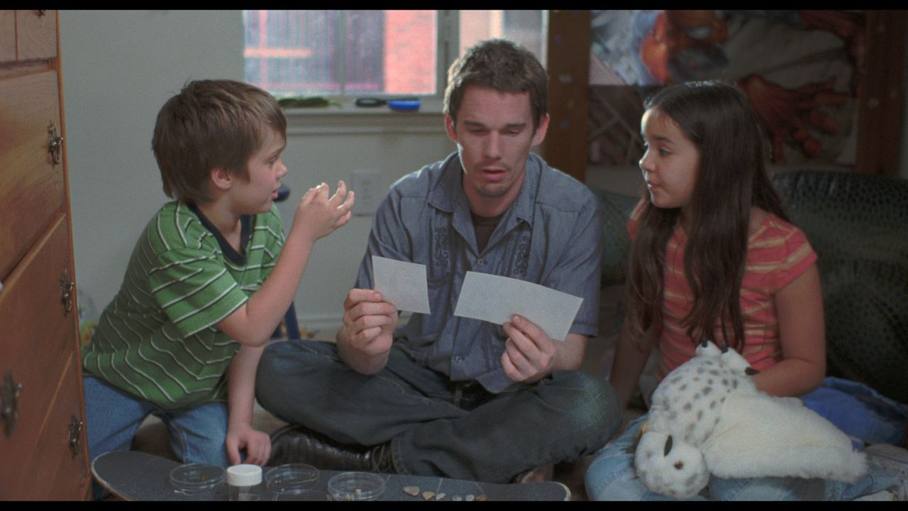 Boyhood : Photo Ethan Hawke