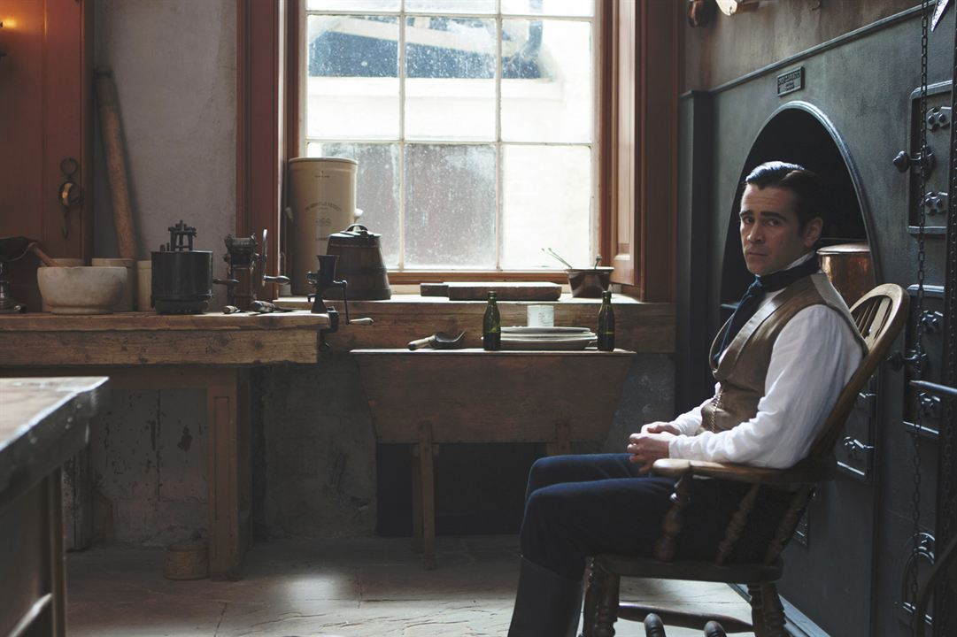 Mademoiselle Julie : Photo Colin Farrell