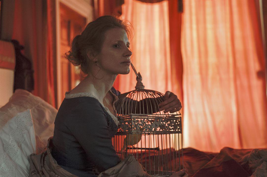Mademoiselle Julie : Photo Jessica Chastain