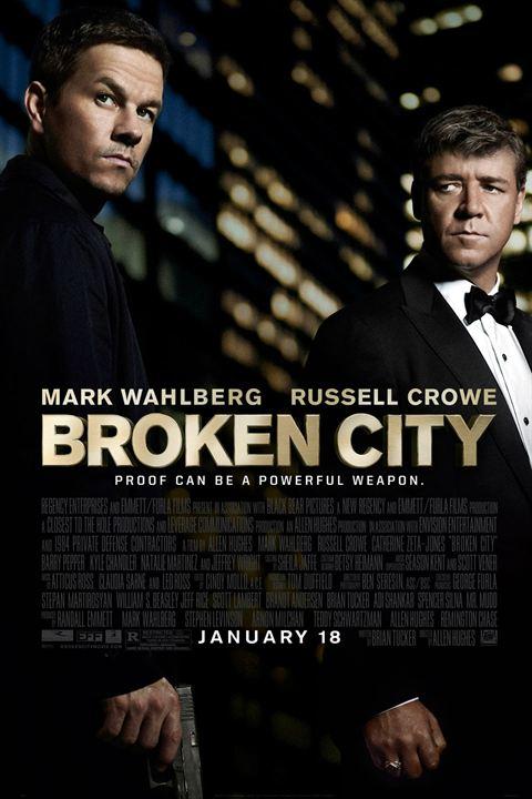 Broken City : Affiche