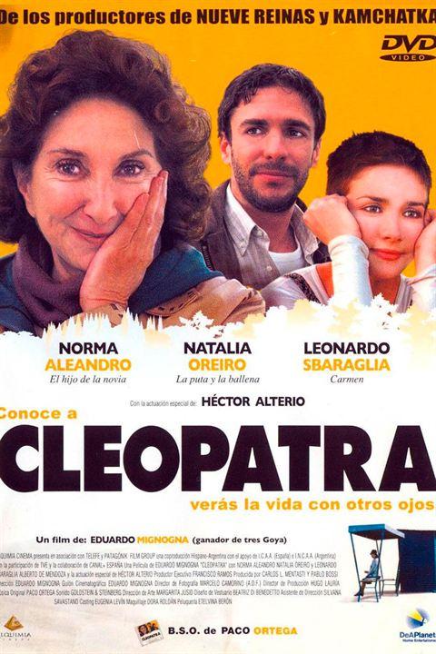 Cleopatra : Affiche