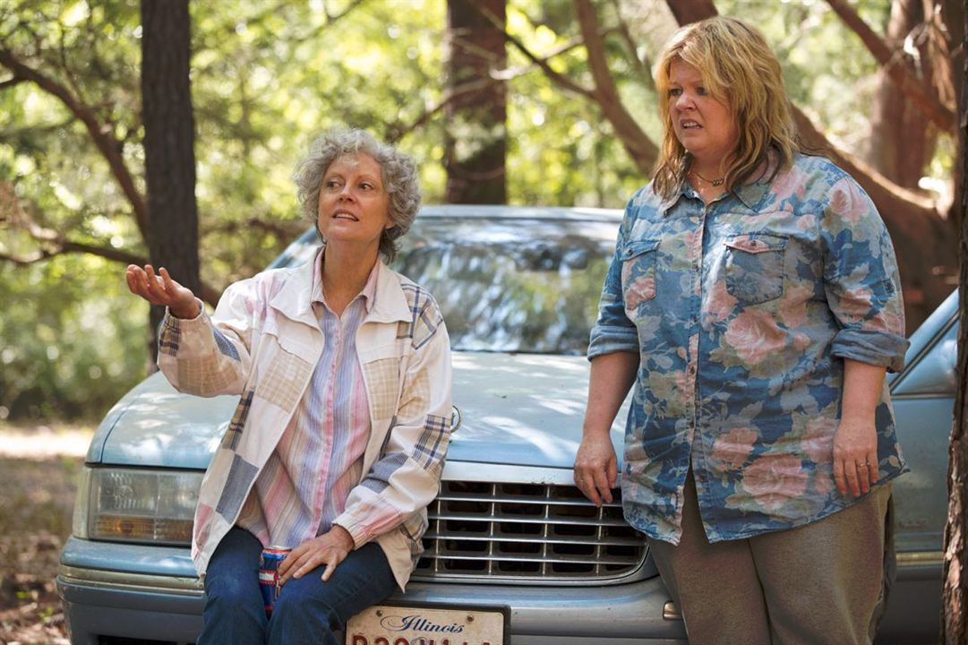 Tammy : Photo Melissa McCarthy, Susan Sarandon