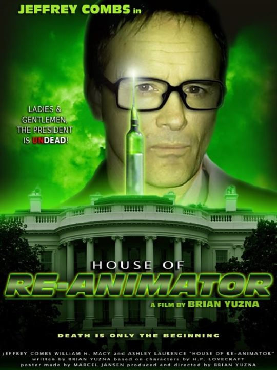 House Of Re-Animator : Affiche
