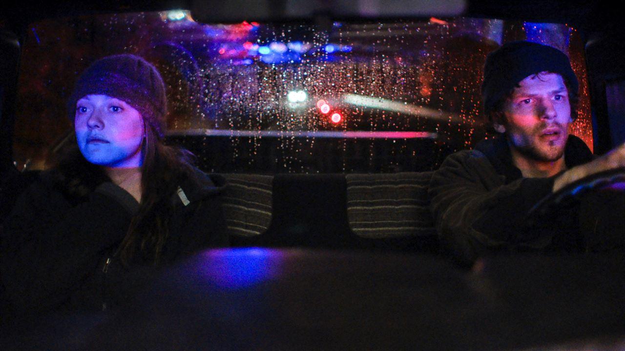 Night Moves : Photo Dakota Fanning, Jesse Eisenberg