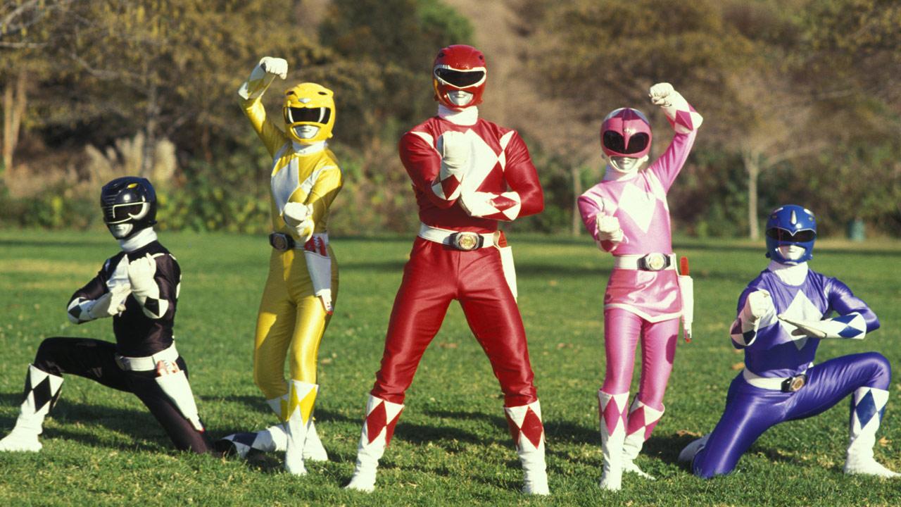Power Rangers : Photo