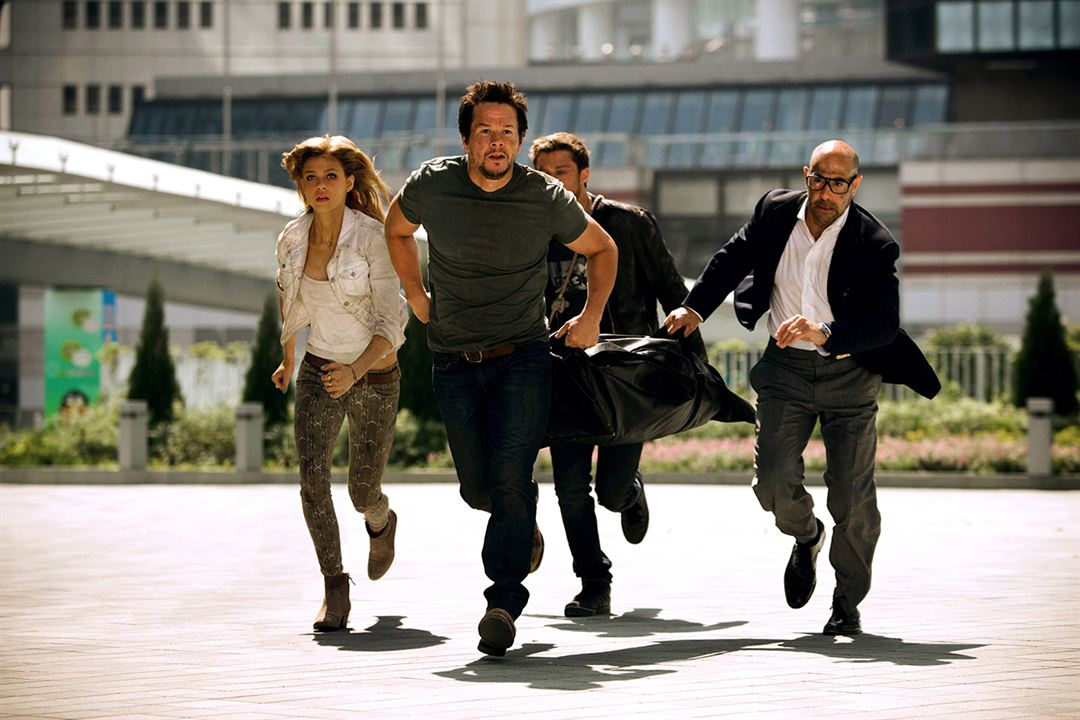 Transformers : l'âge de l'extinction : Photo Mark Wahlberg, Nicola Peltz, Stanley Tucci