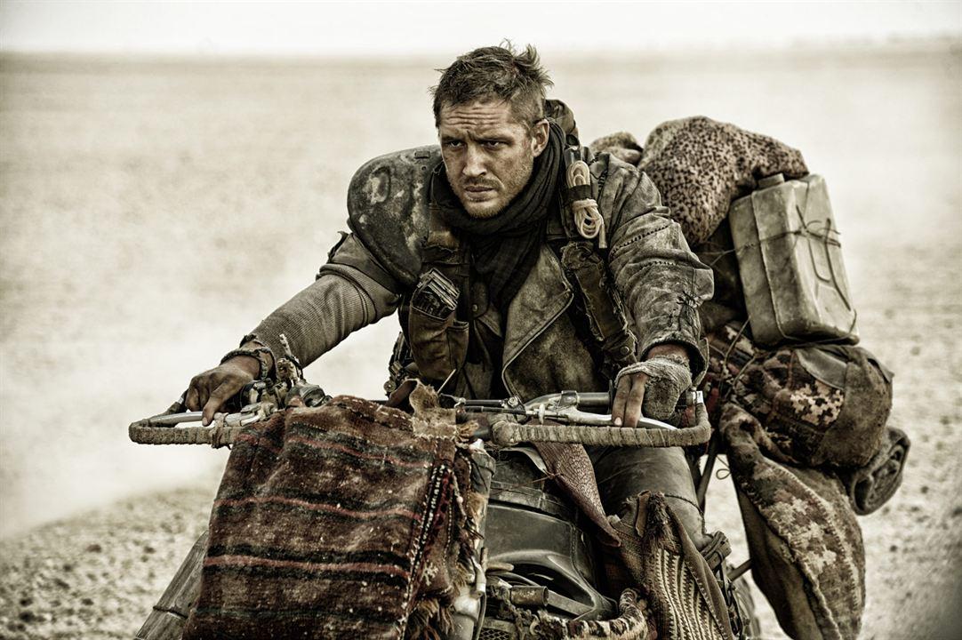 Mad Max: Fury Road : Photo Tom Hardy