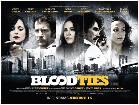 Blood Ties : Affiche