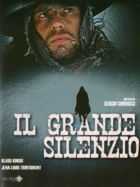 Le Grand Silence : Affiche Sergio Corbucci