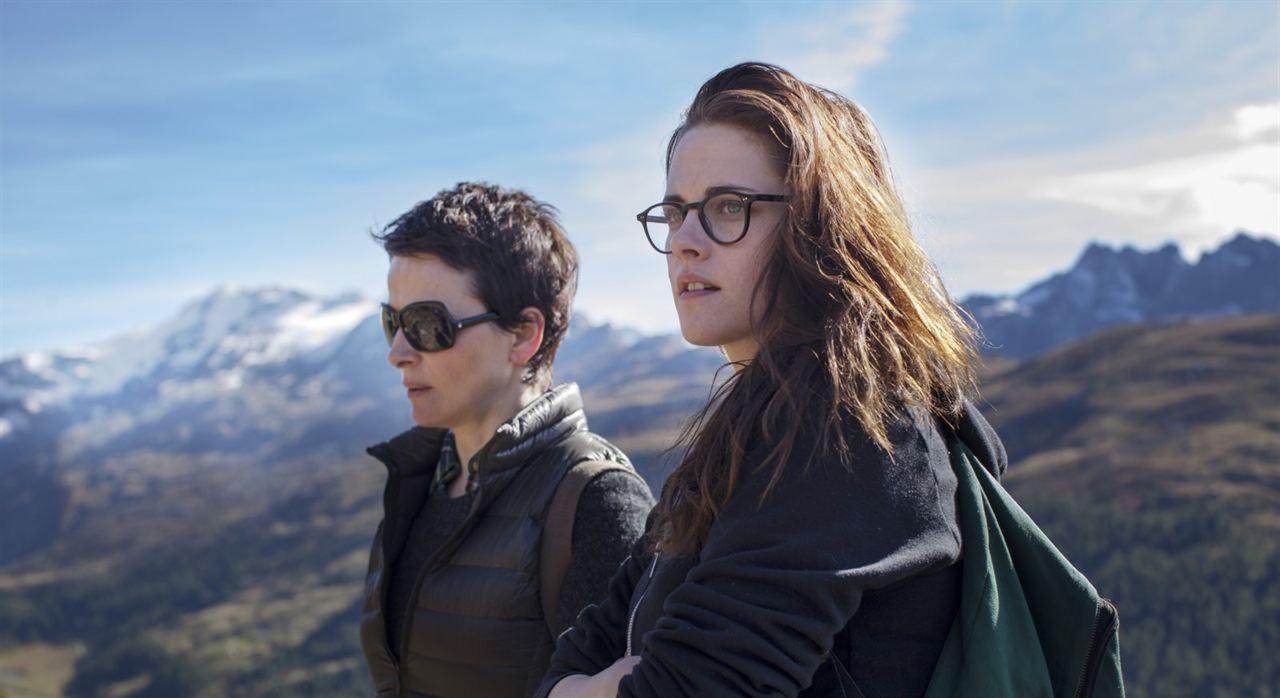 Sils Maria : Photo Juliette Binoche, Kristen Stewart