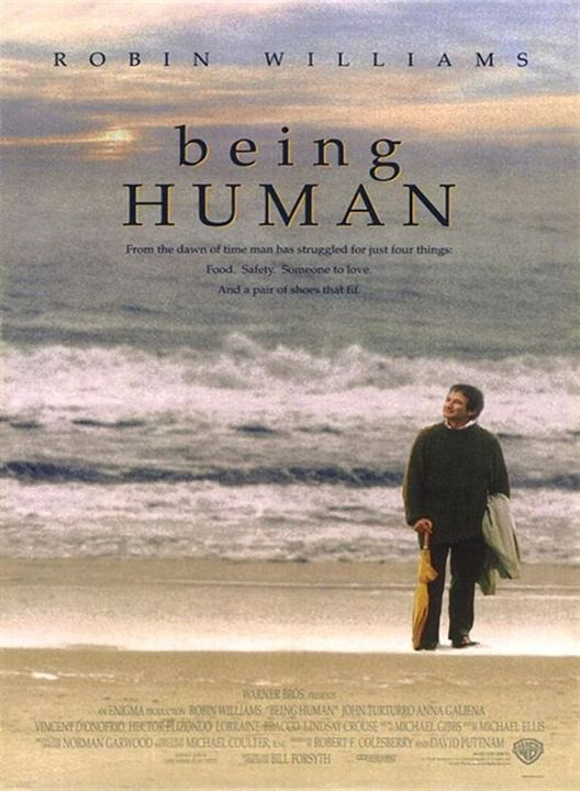 Being Human : Affiche