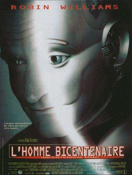 L'Homme bicentenaire : Affiche