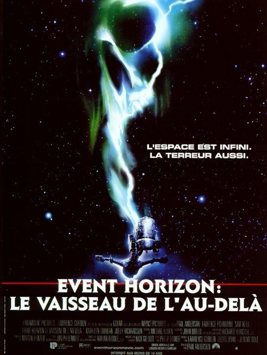Event Horizon: le vaisseau de l'au-dela : Affiche
