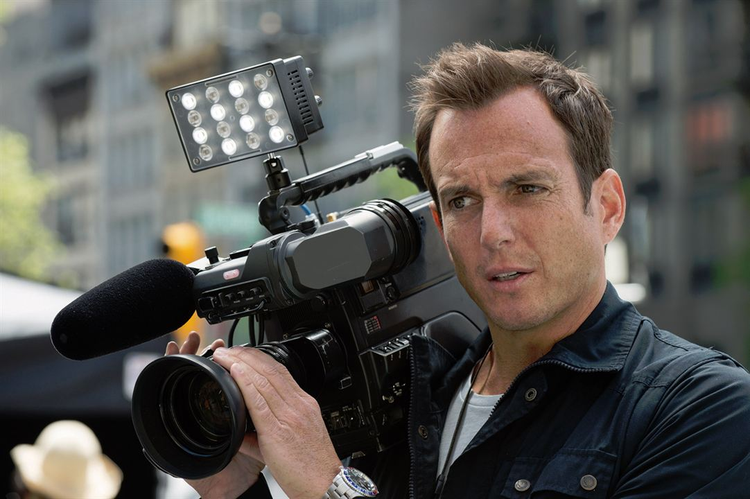 Ninja Turtles : Photo Will Arnett