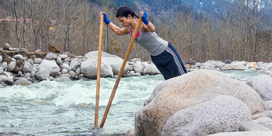 Mary Kom : Photo