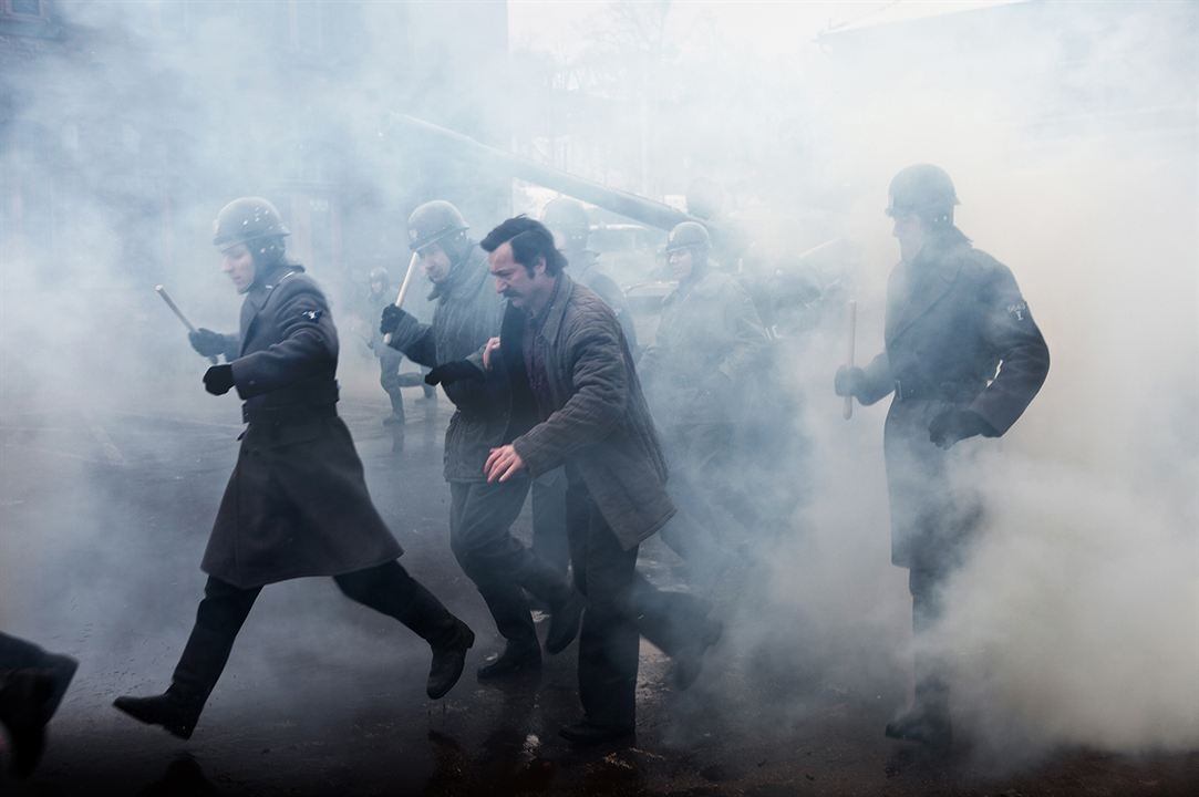 L'Homme du peuple : Photo Robert Wieckiewicz