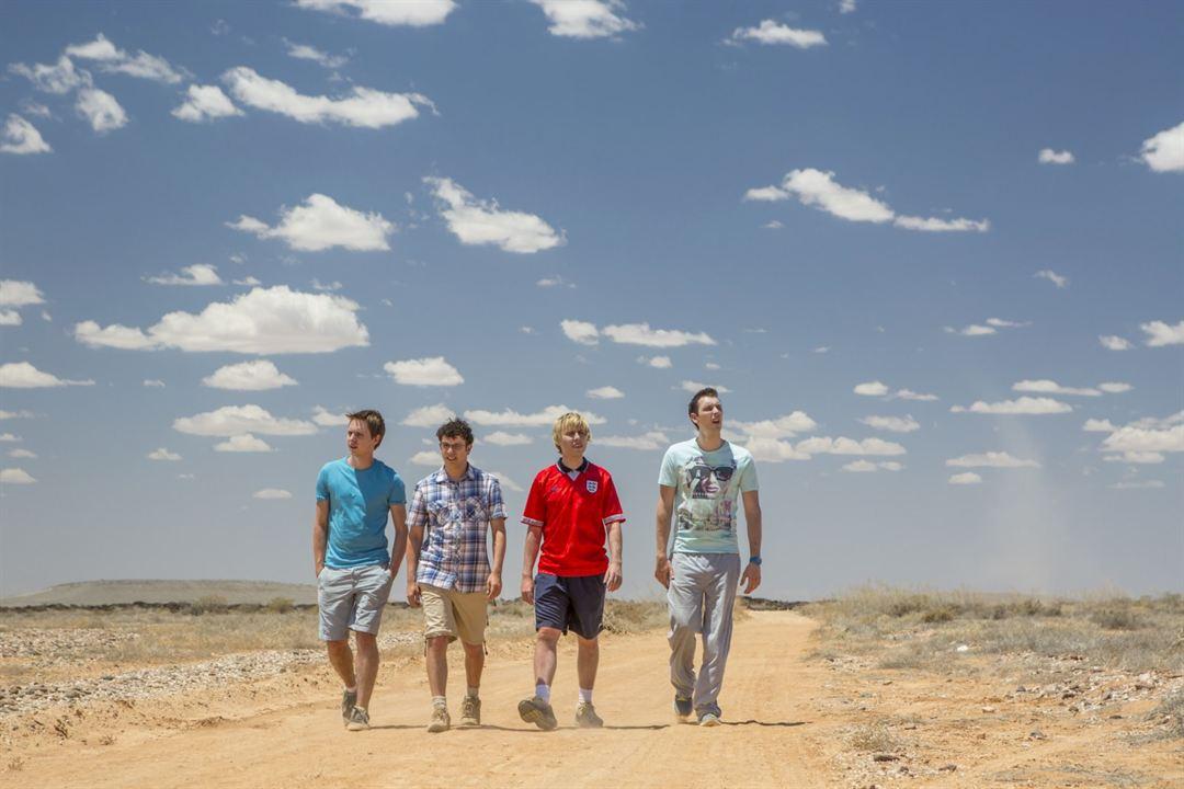 The Inbetweeners 2 : Photo Blake Harrison, James Buckley, Joe Thomas (XIX), Simon Bird