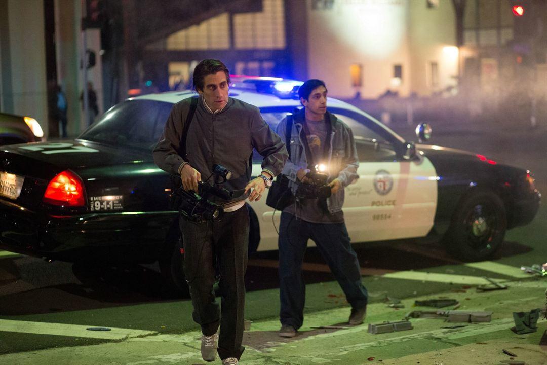 Night Call : Photo Jake Gyllenhaal, Riz Ahmed