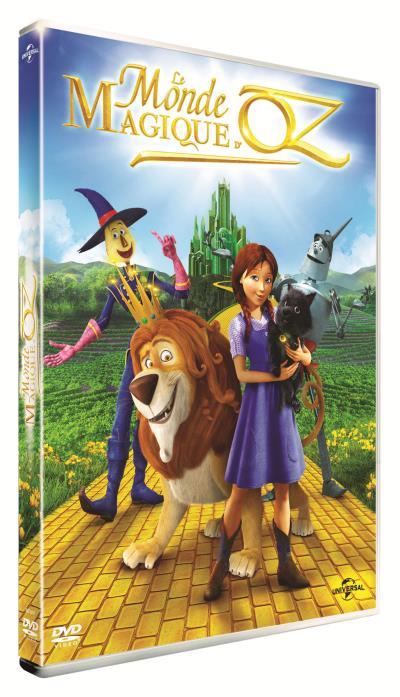 Le Monde magique d'Oz : Affiche