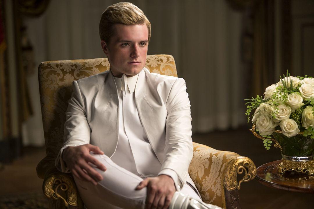 Hunger Games - La Révolte : Partie 1 : Photo Josh Hutcherson