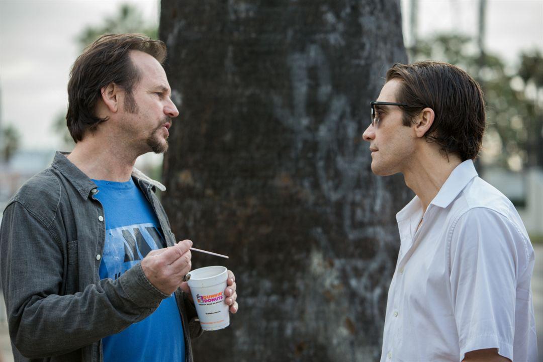 Night Call : Photo Bill Paxton, Jake Gyllenhaal