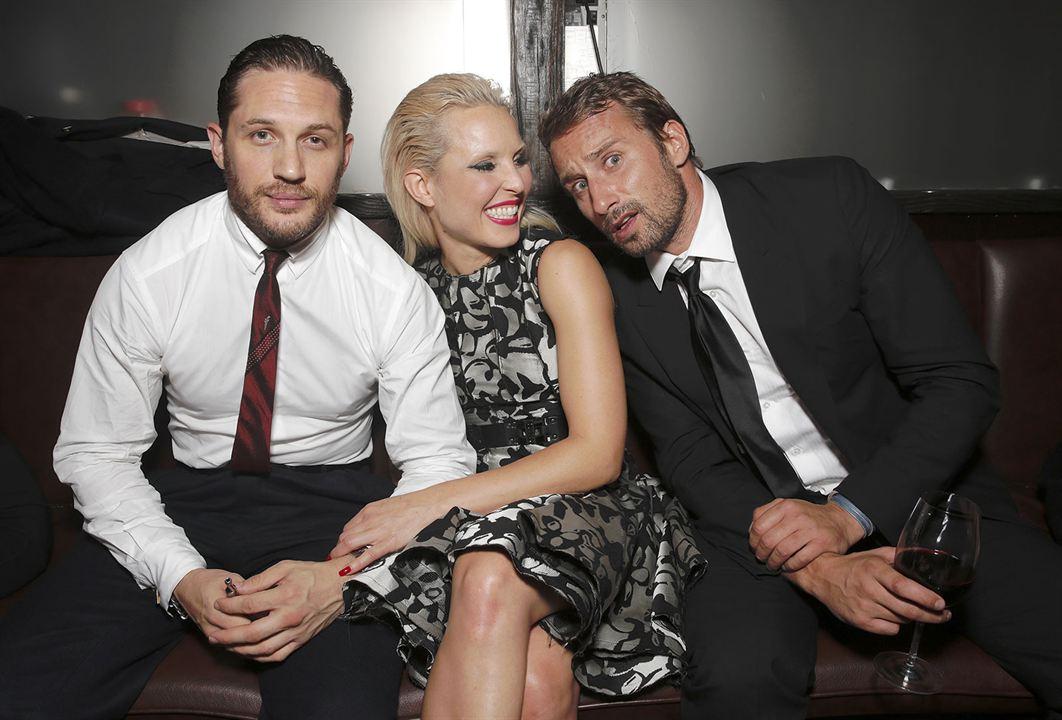 Quand vient la nuit : Photo promotionnelle Matthias Schoenaerts, Noomi Rapace, Tom Hardy