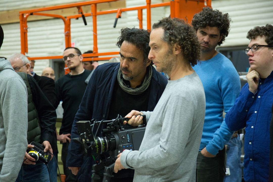 Birdman : Photo Alejandro González Iñárritu, Emmanuel Lubezki