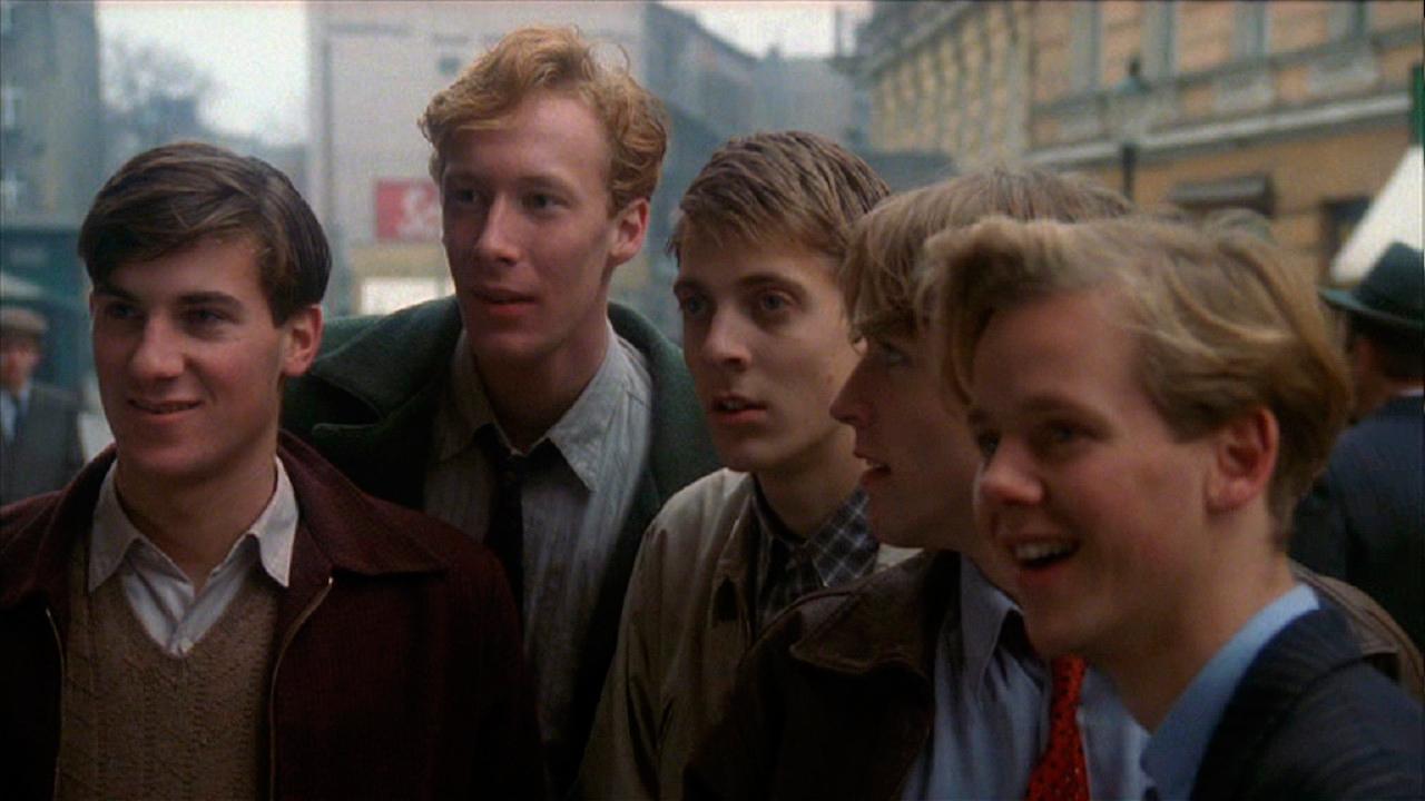 The boys from Saint Petri : Photo