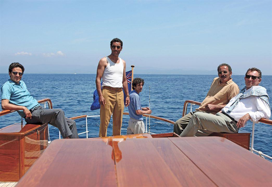L'Oranais : Photo Djemel Barek, Khaled Benaissa, Lyes Salem, Miglen Mirtchev, Najib Oudghiri