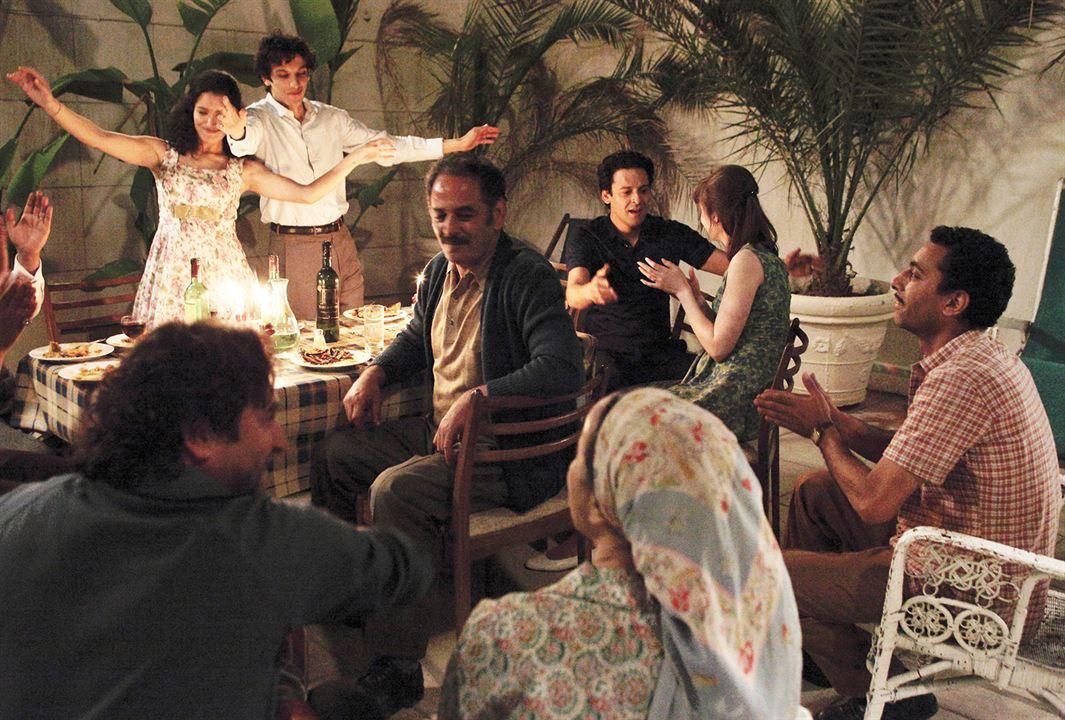 L'Oranais : Photo Djemel Barek, Khaled Benaissa, Lyes Salem, Najib Oudghiri, Sabrina Ouazani