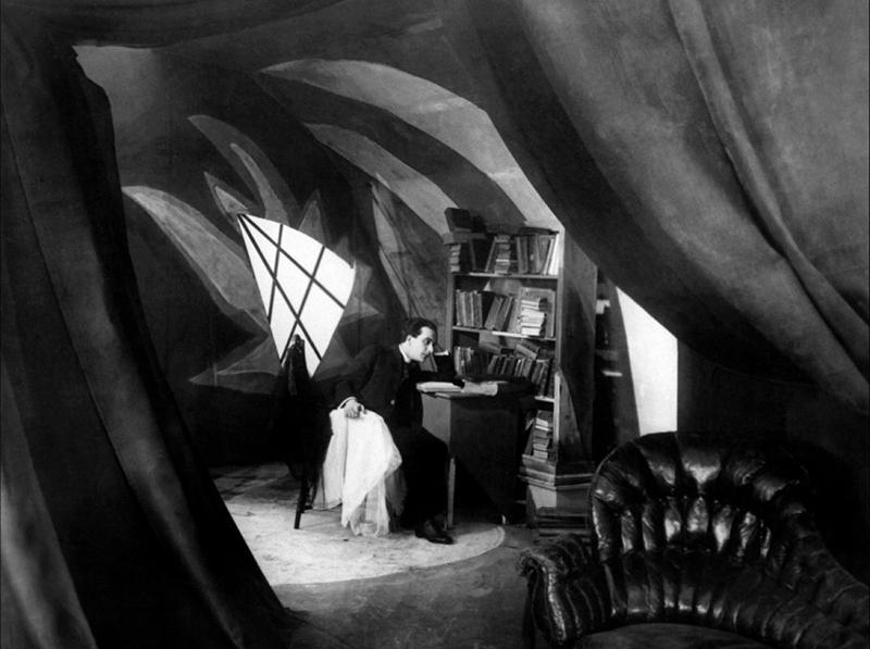Le Cabinet du docteur Caligari : Photo