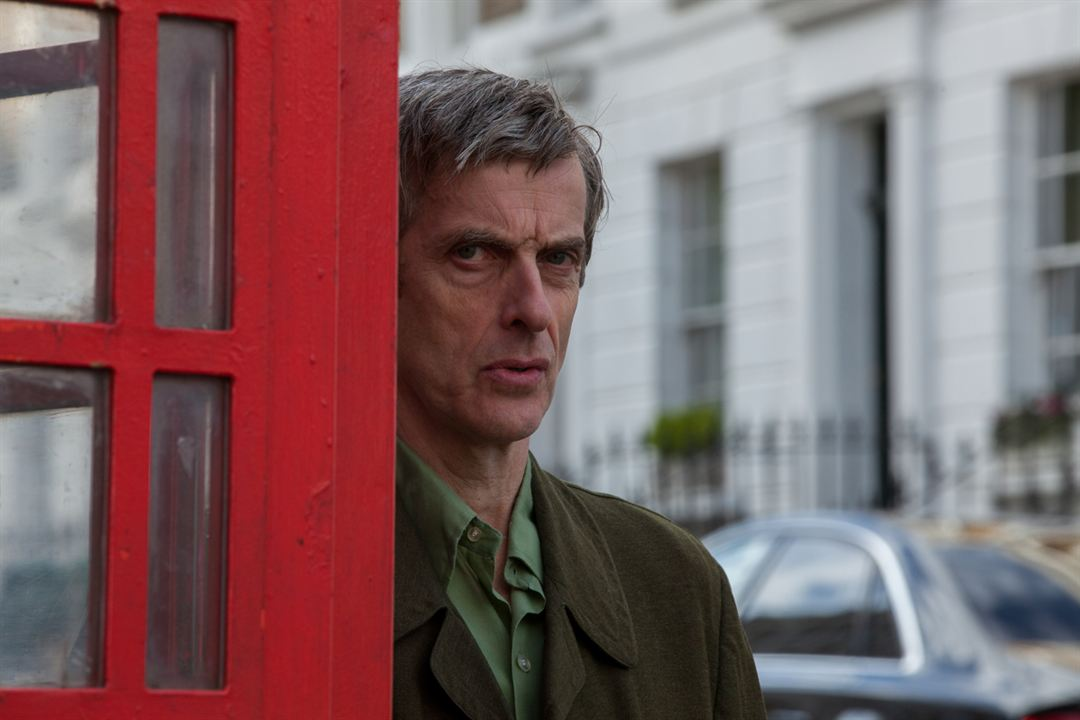 Paddington : Photo Peter Capaldi