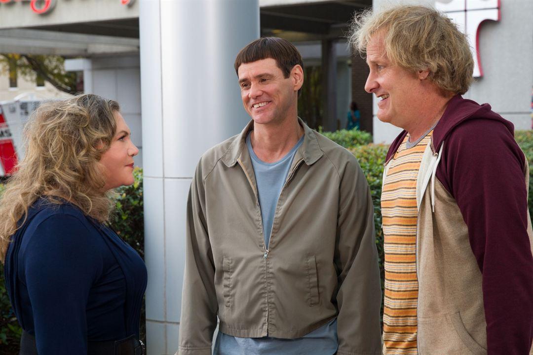 Dumb & Dumber De : Photo Jeff Daniels, Jim Carrey, Kathleen Turner