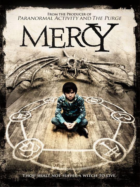 Mercy : Affiche