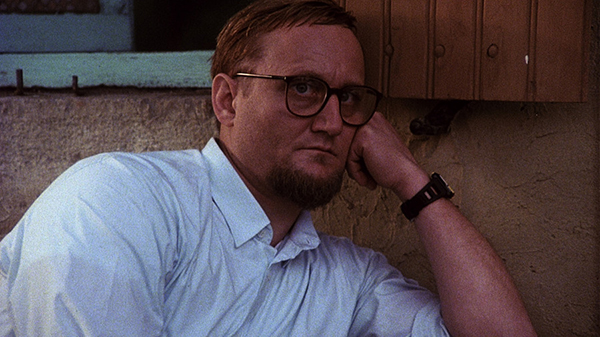 L'Homme qui voulait savoir : Photo Bernard-Pierre Donnadieu