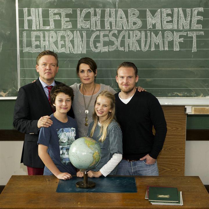 Photo Anja Kling, Axel Stein, Justus von Dohnányi