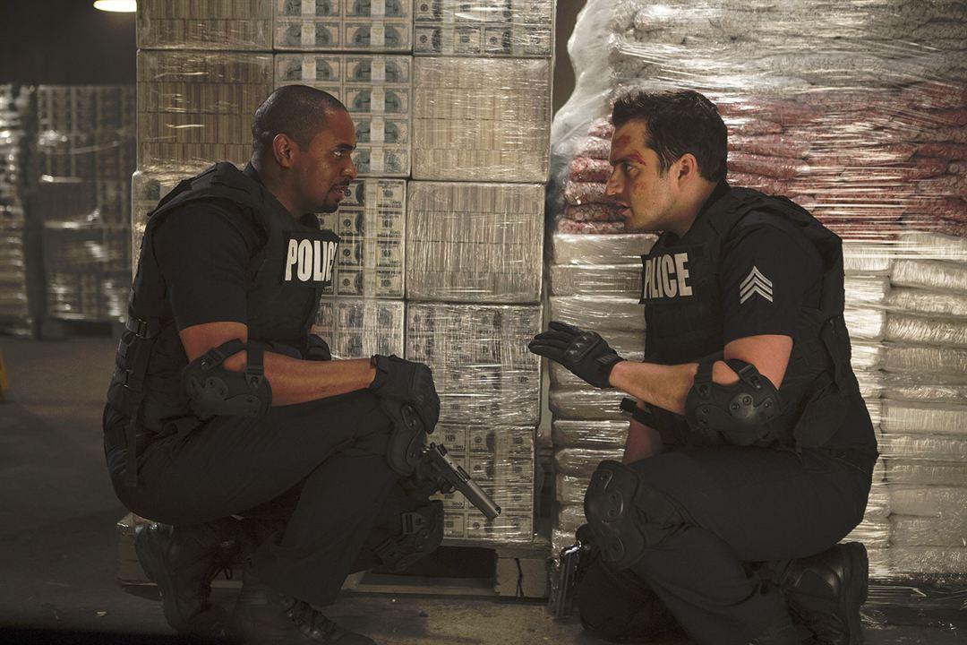Cops - Les Forces du désordre : Photo Damon Wayans Jr., Jake Johnson (XVI)