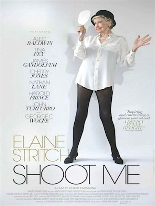 Elaine Stritch: Shoot Me : Affiche