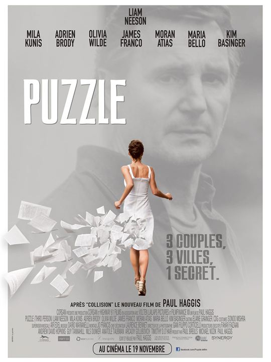 Puzzle : Affiche