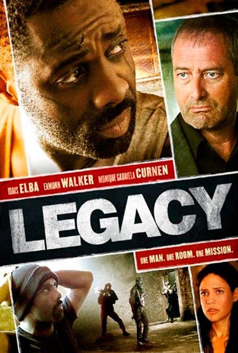 Legacy : Affiche