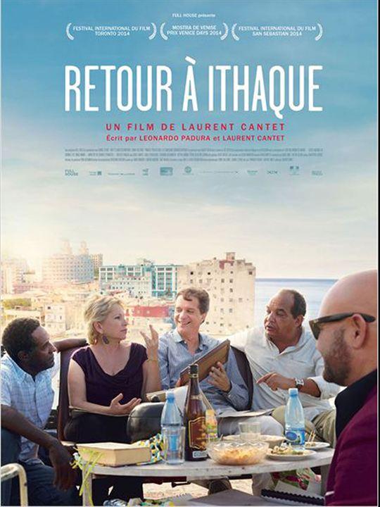 Retour à Ithaque : Affiche