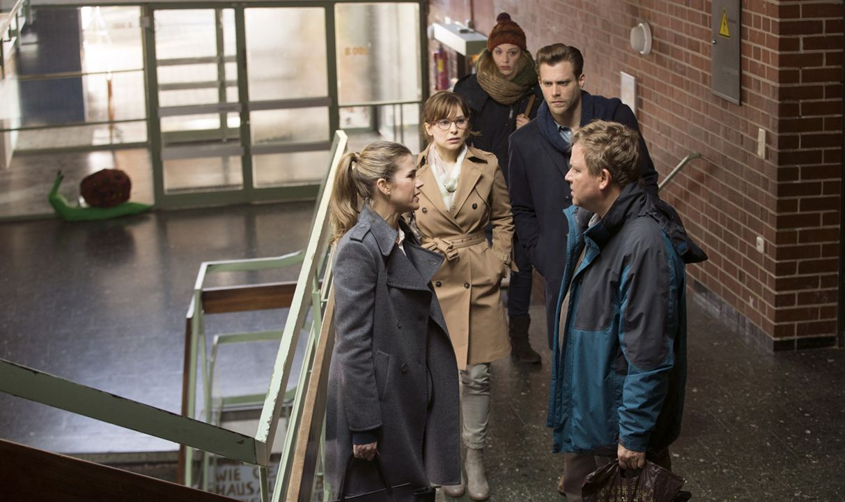 Photo Alwara Höfels, Anke Engelke, Justus von Dohnányi, Ken Duken, Mina Tander