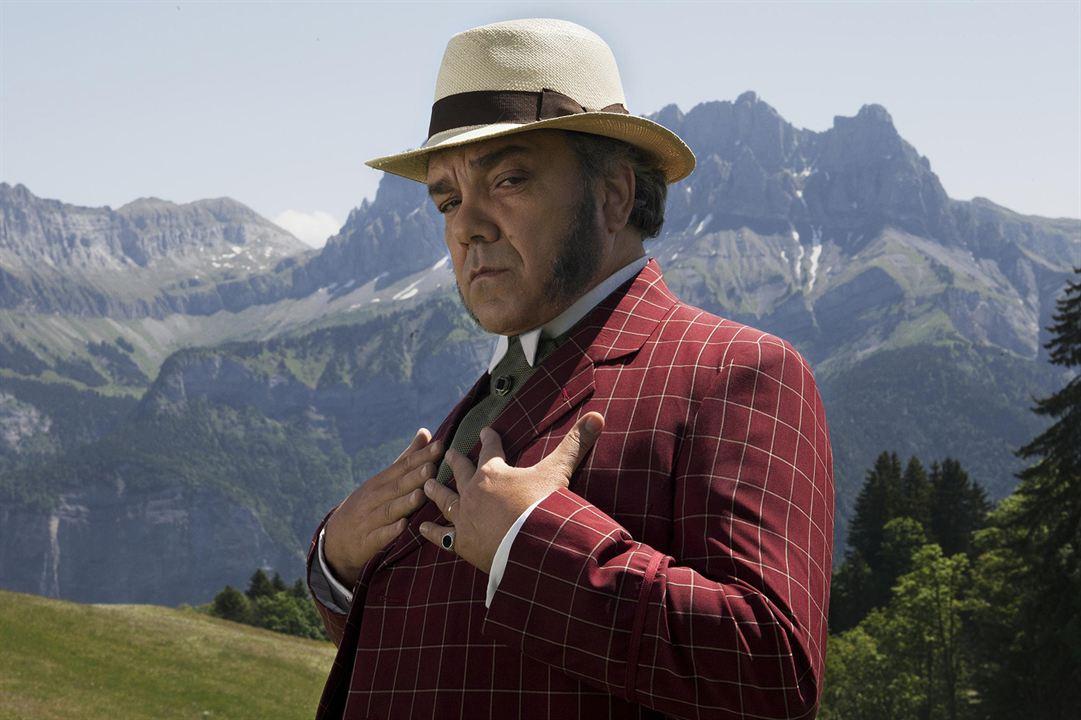 Le Voyage de Mr Perrichon : Photo Didier Bourdon