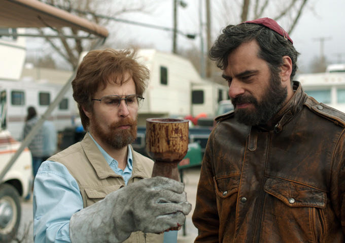 Don Verdean : Photo Jemaine Clement, Sam Rockwell