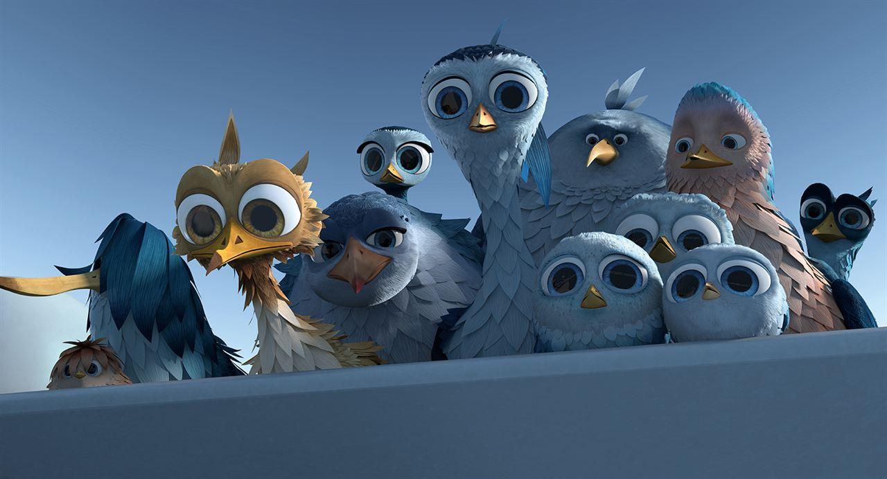 Gus petit oiseau, grand voyage : Photo