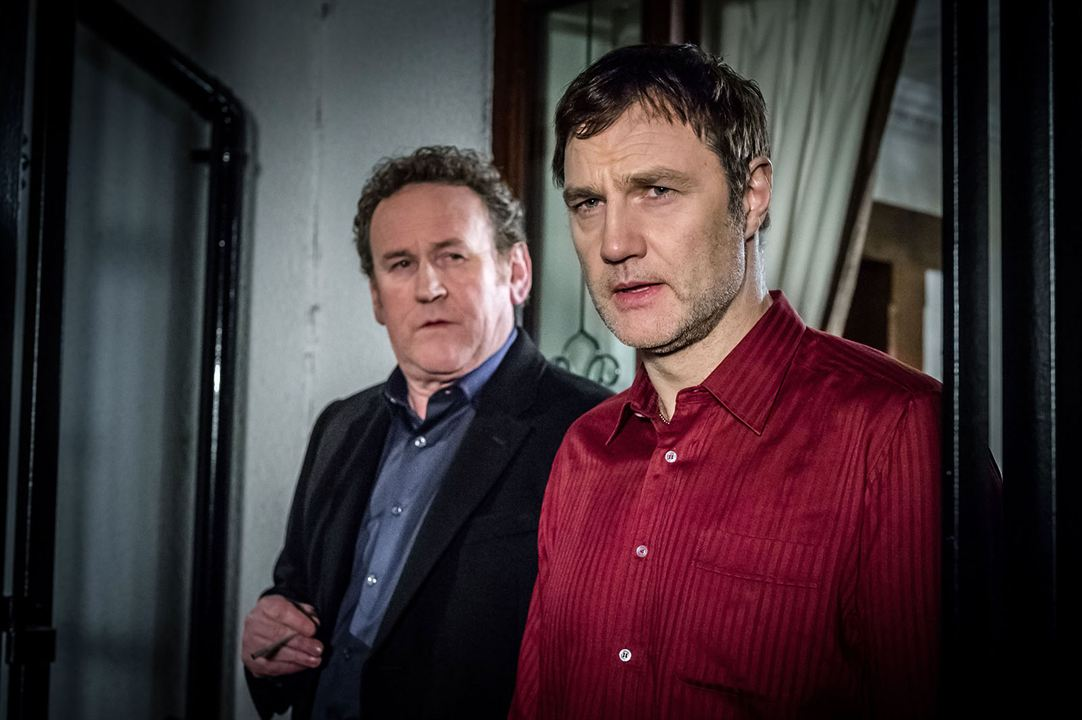 Photo Colm Meaney, David Morrissey
