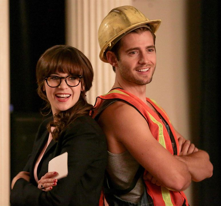 Photo Julian Morris, Zooey Deschanel