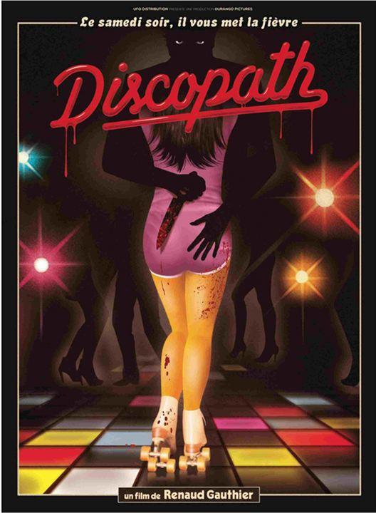 Discopath : Affiche
