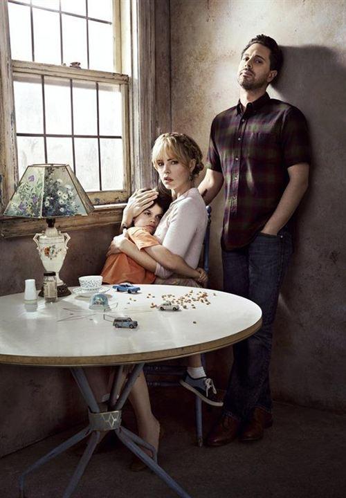 Photo Dylan Schombing, Melissa George, Thomas Sadoski